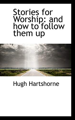 9781116403213: Stories for Worship: And How to Follow Them Up