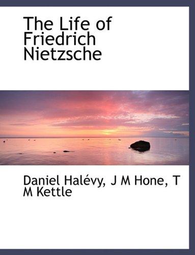 9781116447965: The Life of Friedrich Nietzsche