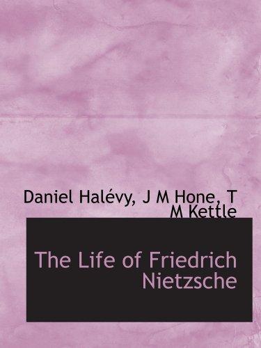 9781116448009: The Life of Friedrich Nietzsche