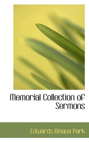 9781116499742: Memorial Collection of Sermons