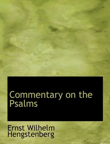 9781116503678: Commentary on the Psalms