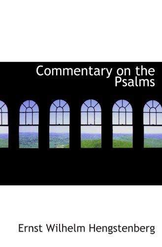 9781116503715: Commentary on the Psalms