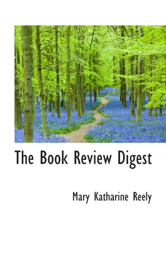 9781116512731: The Book Review Digest
