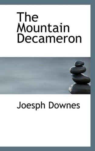 9781116541809: The Mountain Decameron