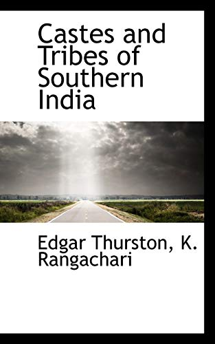 9781116552850: Castes and Tribes of Southern India