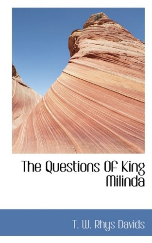9781116561098: The Questions Of King Milinda