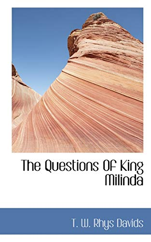9781116561111: The Questions Of King Milinda