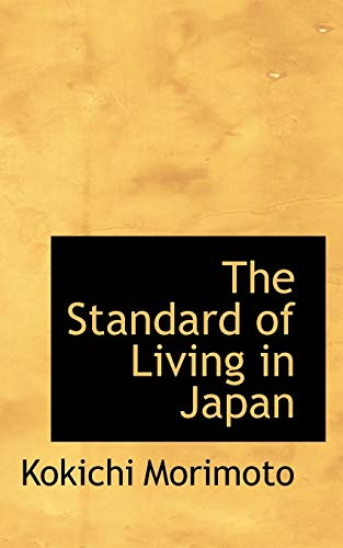 9781116579154: The Standard of Living in Japan