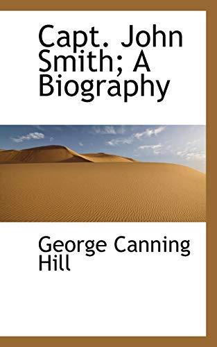 9781116673913: Capt. John Smith; A Biography