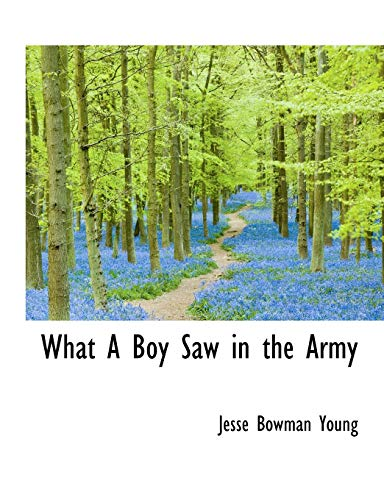 9781116686180: What a Boy Saw in the Army