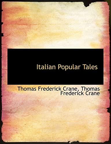 9781116701975: Italian Popular Tales