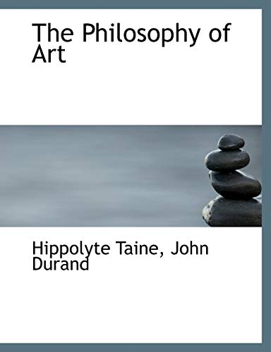 9781116812923: The Philosophy of Art