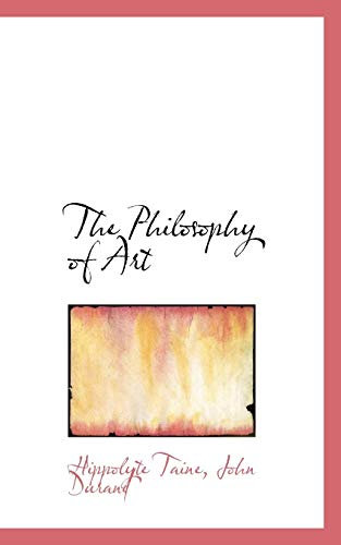 9781116812930: The Philosophy of Art
