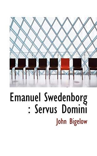 9781116834062: Emanuel Swedenborg: Servus Domini