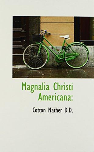9781116873801: Magnalia Christi Americana