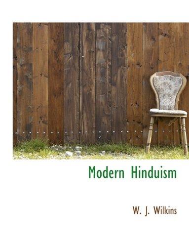 9781116928747: Modern Hinduism