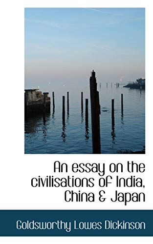 9781116969689: An essay on the civilisations of India, China & Japan