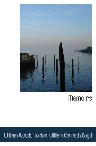 9781116970944: Memoirs