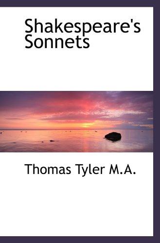 9781116987072: Shakespeare's Sonnets