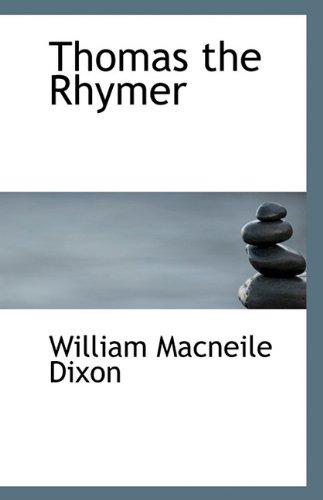 9781117027555: Thomas the Rhymer