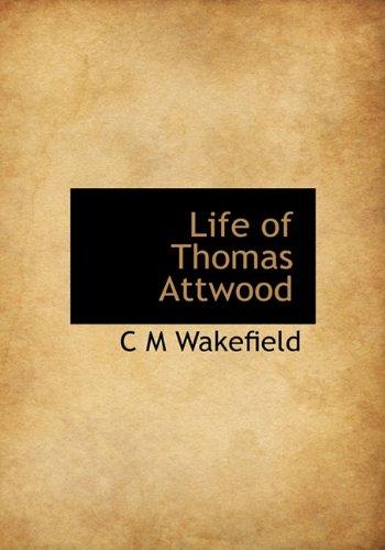 9781117060170: Life of Thomas Attwood