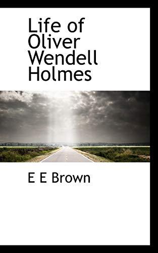 9781117060309: Life of Oliver Wendell Holmes