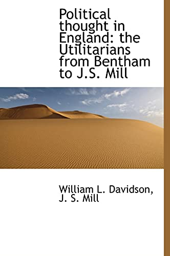 critical reflection of bentham and mill's John stuart mill's on liberty, and a question about liberalism  mill's sentences and  jeremy bentham's well-known statements of the principle of utility or.