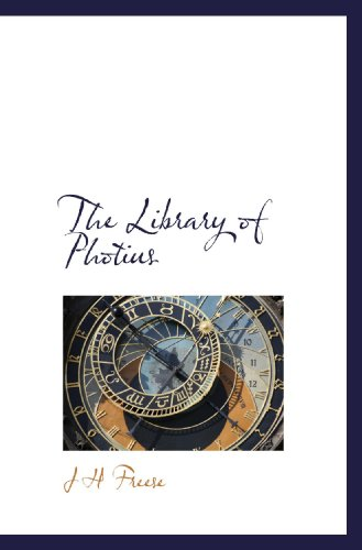 9781117082042: The Library of Photius