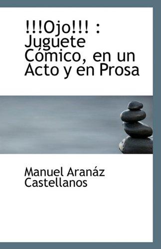 Ojo!!!: Manuel Aranaz Castellanos