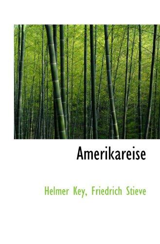 9781117123035: Amerikareise (German Edition)