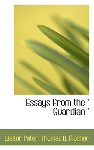 9781117148762: Essays from the Guardian
