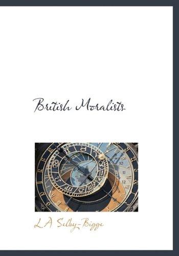 9781117152530: British Moralists