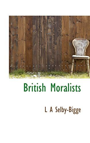 9781117152547: British Moralists