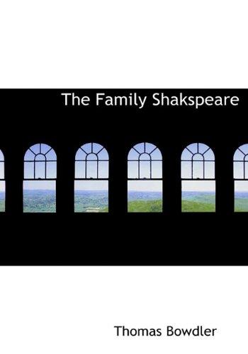 9781117187853: The Family Shakspeare