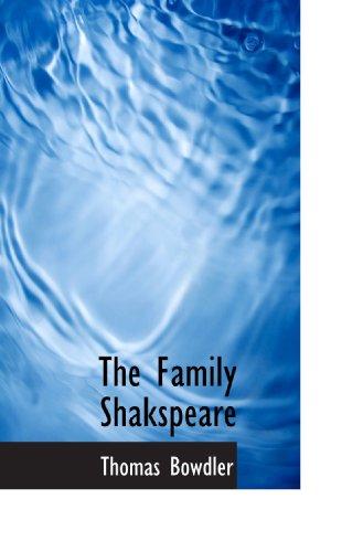 9781117187877: The Family Shakspeare