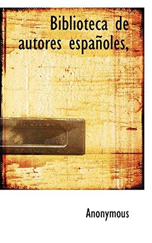 9781117197333: Biblioteca de autores españoles, (Spanish Edition)