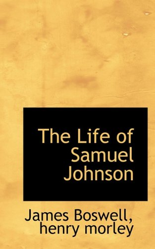 9781117205014: The Life of Samuel Johnson