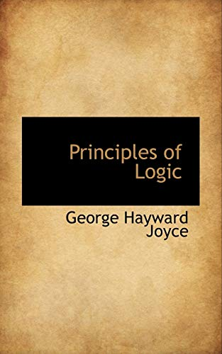 9781117207094: Principles of Logic