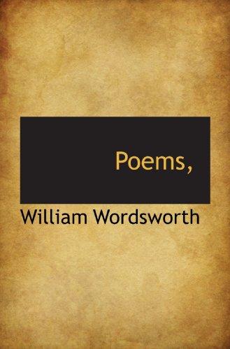 9781117207872: Poems,