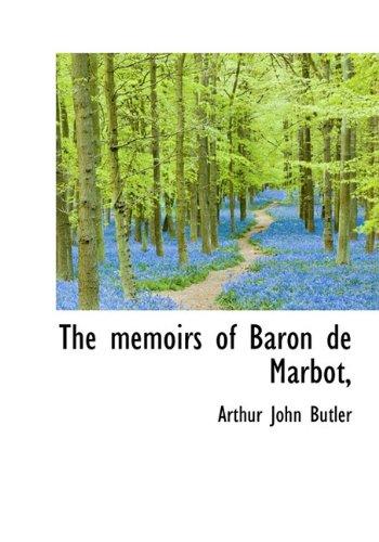 9781117211183: The memoirs of Baron de Marbot,