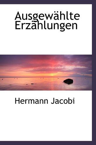9781117295602: Ausgewählte Erzählungen (German Edition)