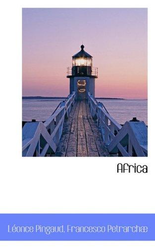 9781117303819: Africa (Latin Edition)