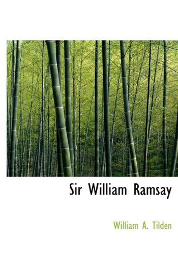 9781117314143: Sir William Ramsay