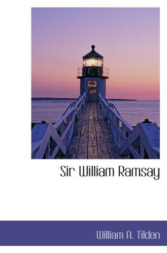 9781117314167: Sir William Ramsay