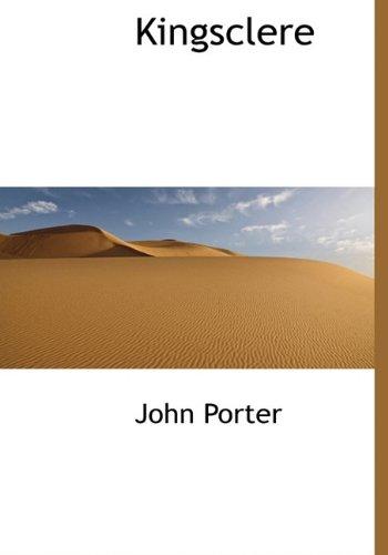 Kingsclere: John Porter