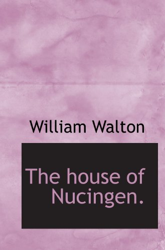 9781117337494: The house of Nucingen.