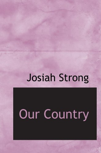 9781117355955: Our Country