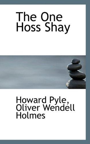 9781117374826: The One Hoss Shay