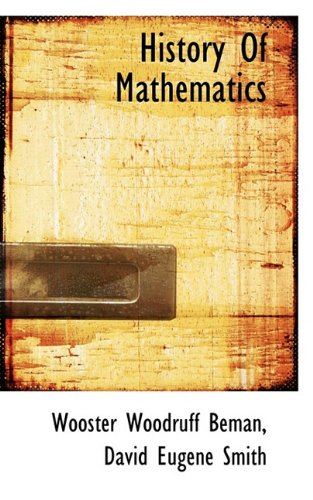 9781117380223: History of Mathematics