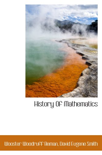 9781117380247: History Of Mathematics